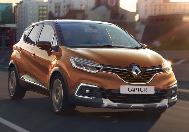 Essai Renault Captur