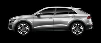 Réserver un essai Audi Q8