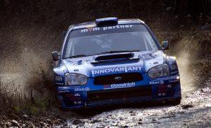 Stage de pilotage Rallye