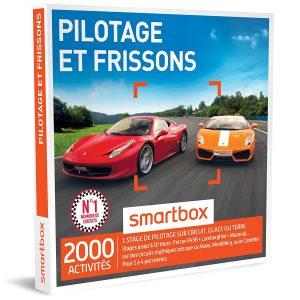 smartbox stage pilotage