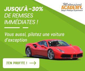 stage pilotage motorsport academy
