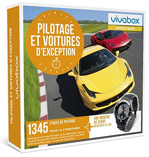 stage pilotage vivabox